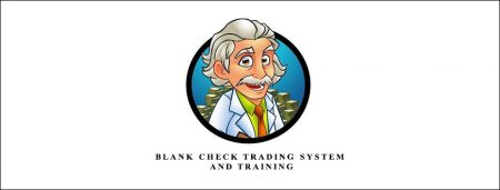 Blank Check Trading System and Training