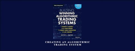 Creating an Algorithmic Trading System