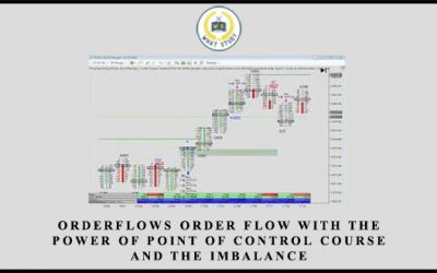 Order Flow With The Power Of Point Of Control Course and The Imbalance