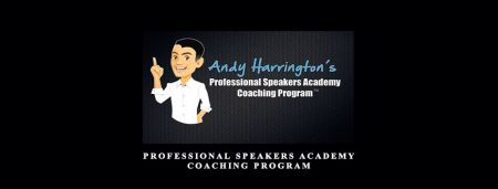 Professional Speakers Academy Coaching Program