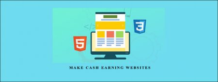 Complete Web Development Course Make Cash Earning Websites