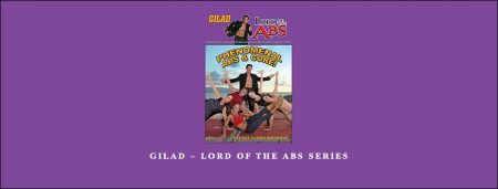 Gilad – Lord of the Abs Series