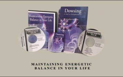Joey Kom – Maintaining energetic balance in your life