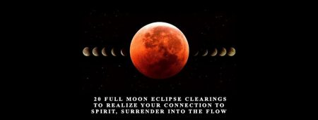Michael David Golzmane – 20 Full Moon Eclipse Clearings To Realize Your Connection to Spirit, Surrender into the Flow, Align with your Purpose
